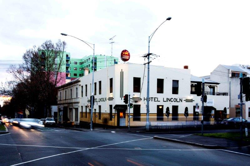 The Lincoln – Historic CBD Pubs