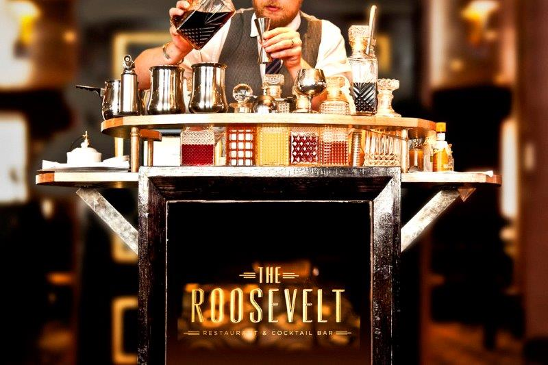 The Roosevelt Bar & Diner – Cocktail Bar