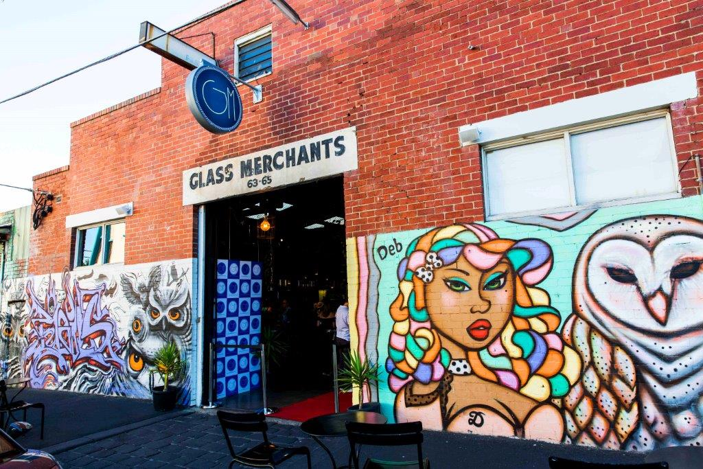 Glass Merchants – Unique Function Venues