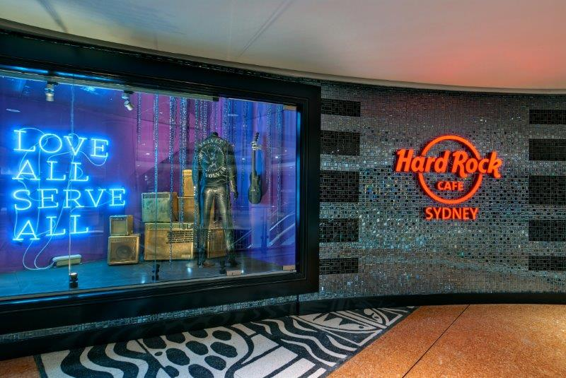 Hard Rock Cafe Melbourne Opening Hours
