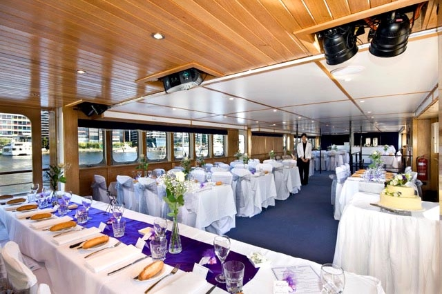 Lady Cutler Melbourne Showboat – Cruises