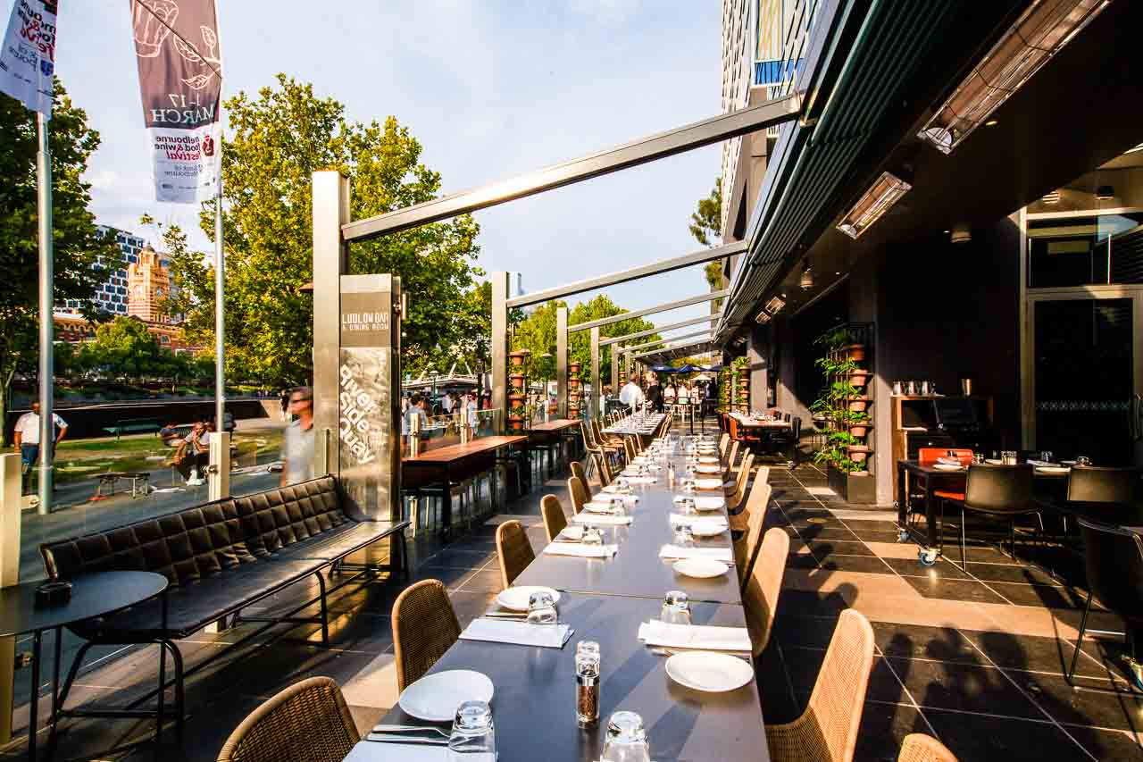 Melbourne 39 s best function venues with a view hidden city for Dining room 211 melbourne