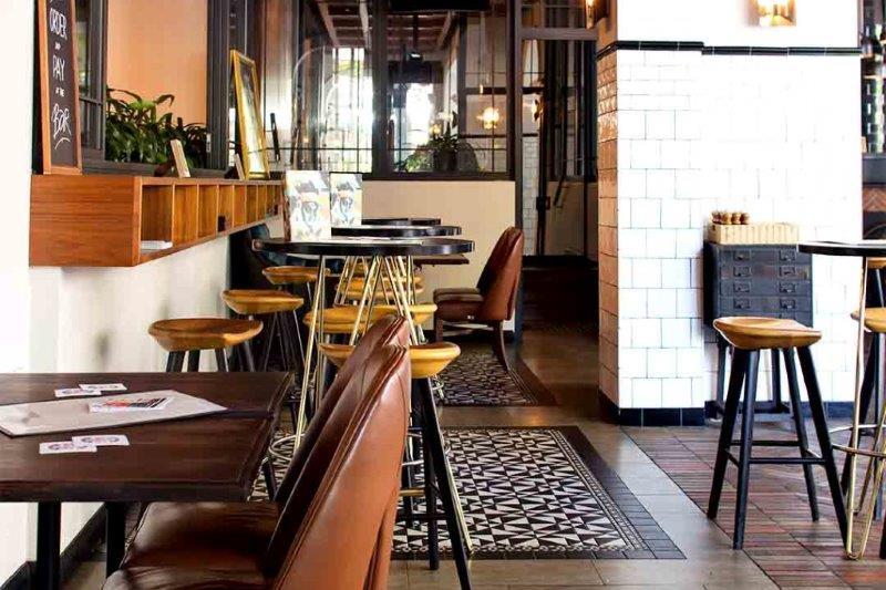 The Bourbon Hotel – Best Sports Bars