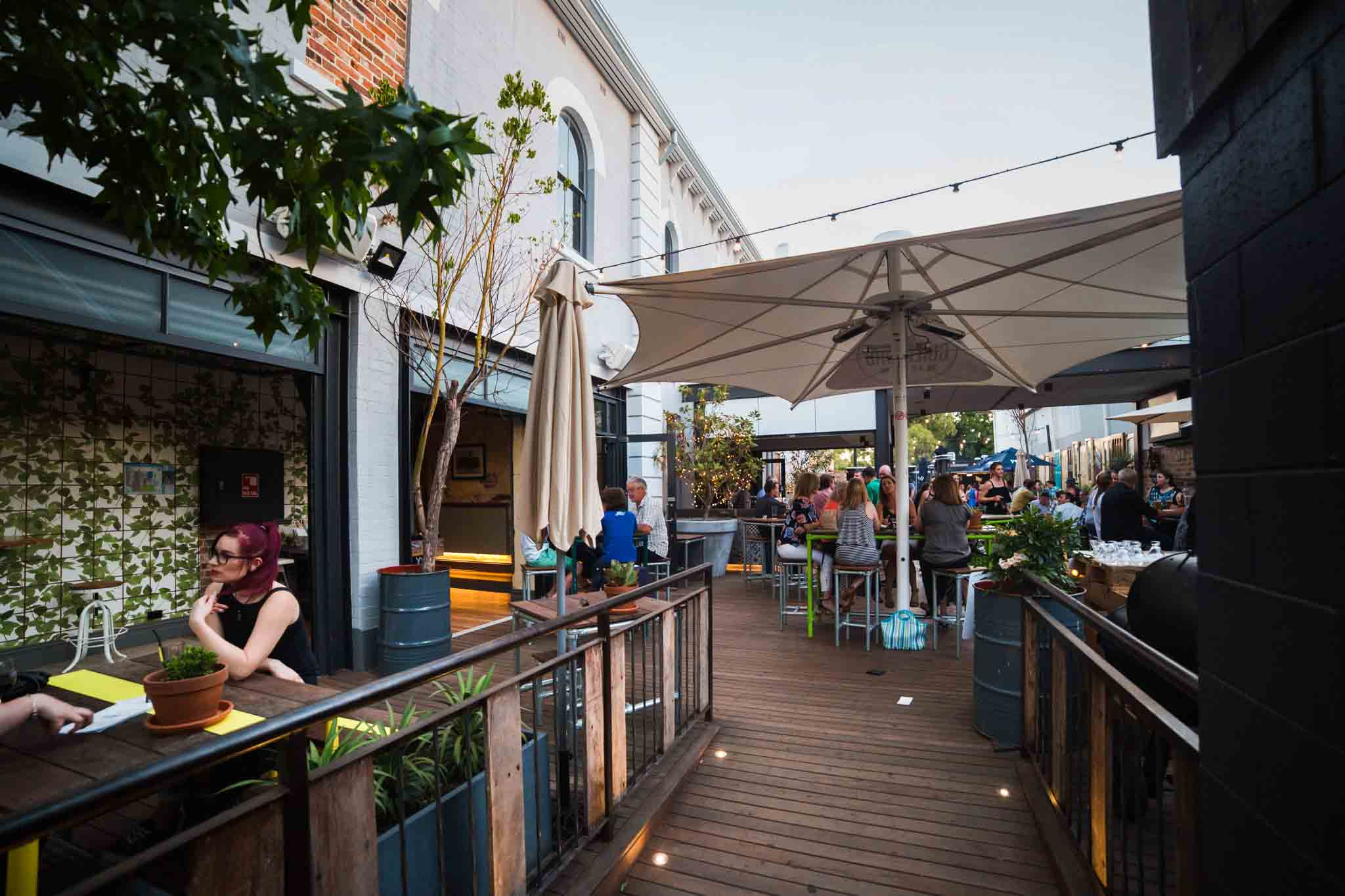The Guildford Hotel Casual Dining Hidden City Secrets