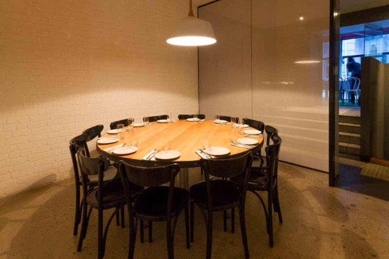 Little flinders function venues hidden city secrets for Best private dining rooms in melbourne
