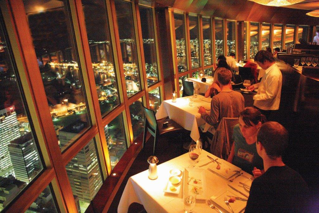 360 Bar and Dining – Restaurants With A View