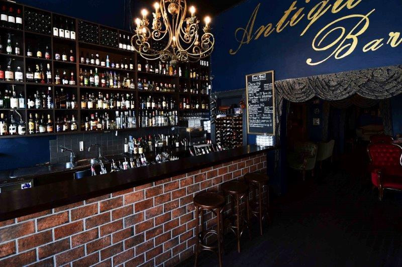 Antique Bar – Unique Function Venues