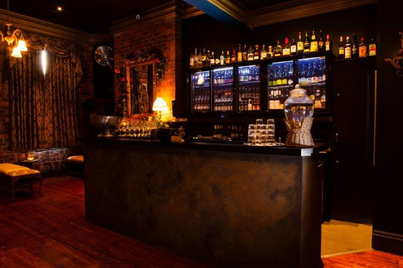 Antique Bar – Unique Function Venues
