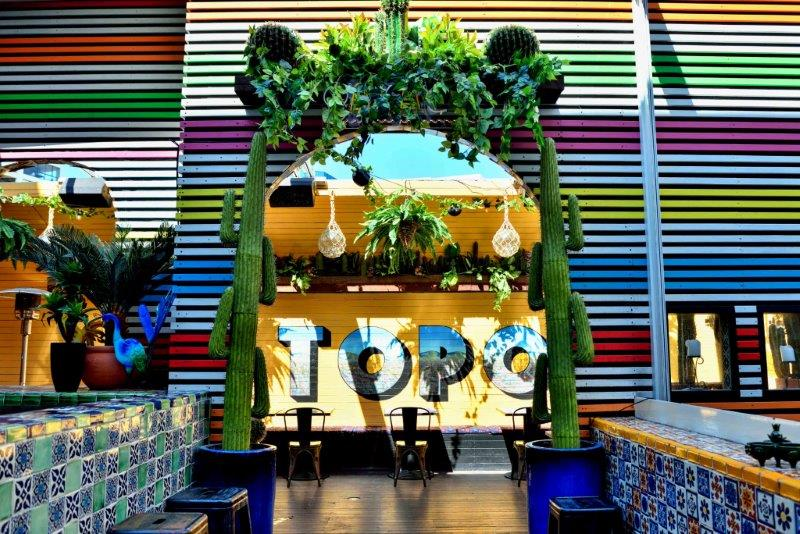 El Topo Mexican – Best Rooftop Bars