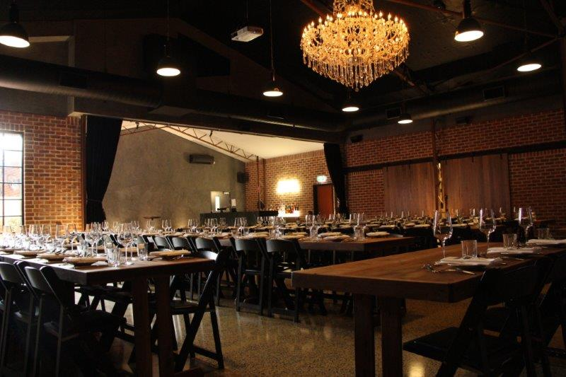 Factory 51 function venue hire hidden city secrets for Best private dining rooms brisbane