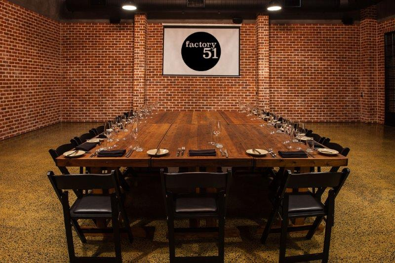 Factory 51 – Function Venue Hire