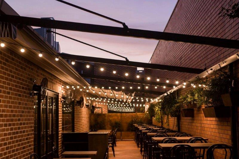 Factory 51 – Best Outdoor Dining