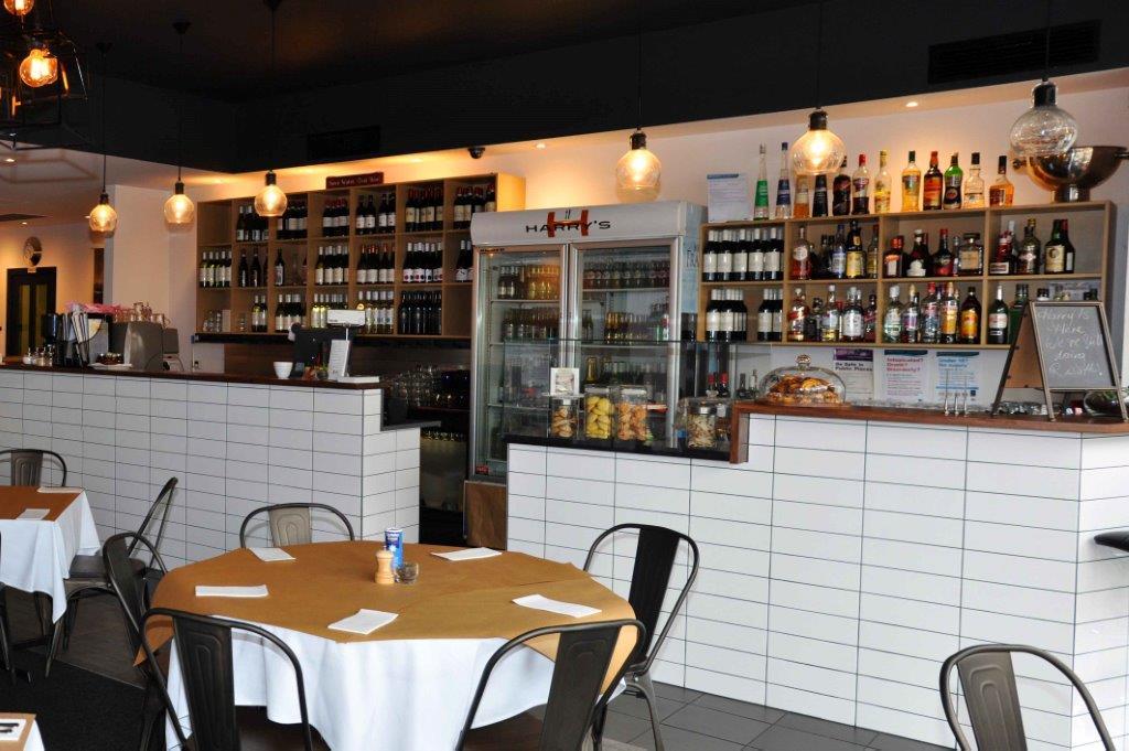 Harry's Bar & Food Room – Venue Hire