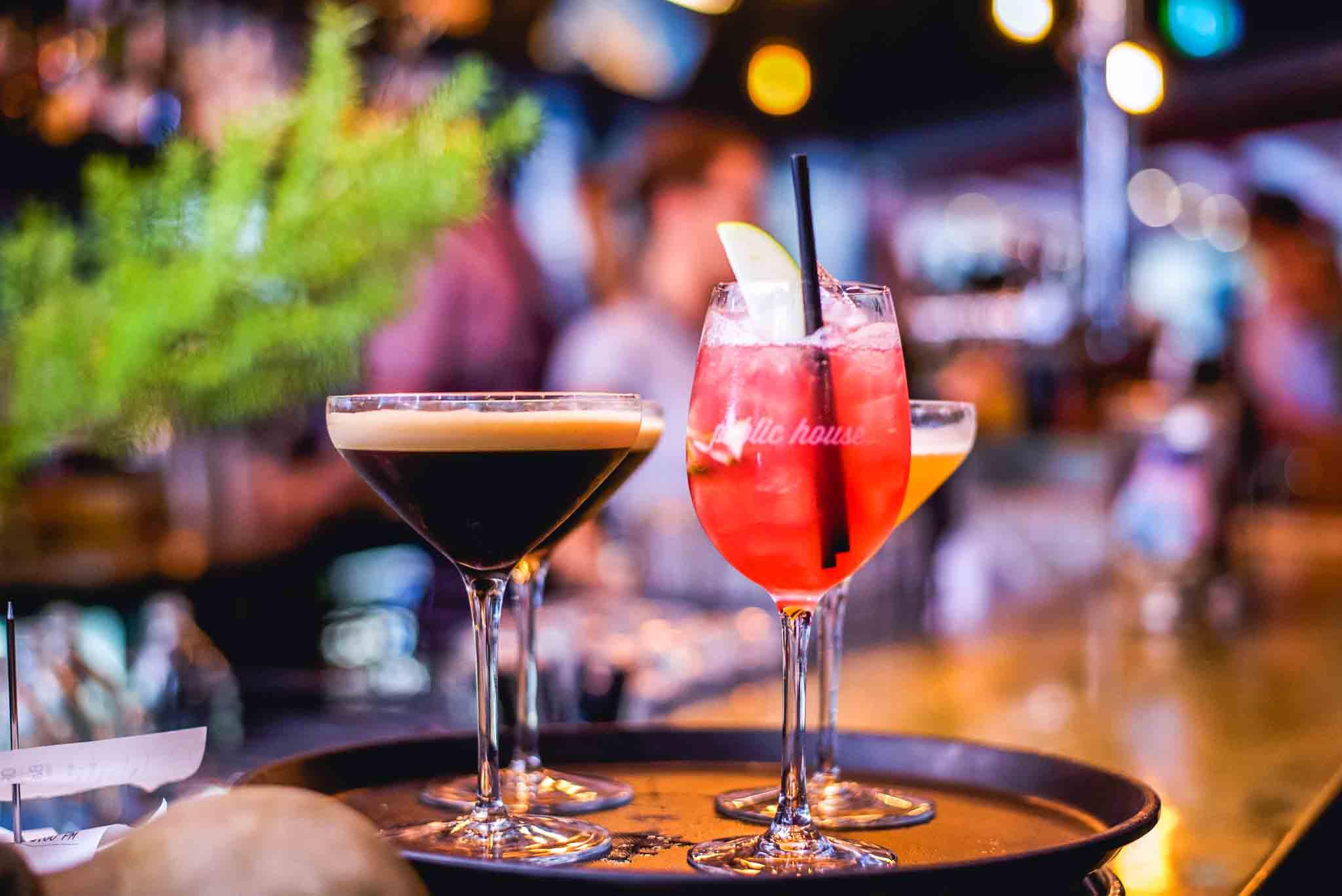 Public House Kitchen & Bar – Top Bars