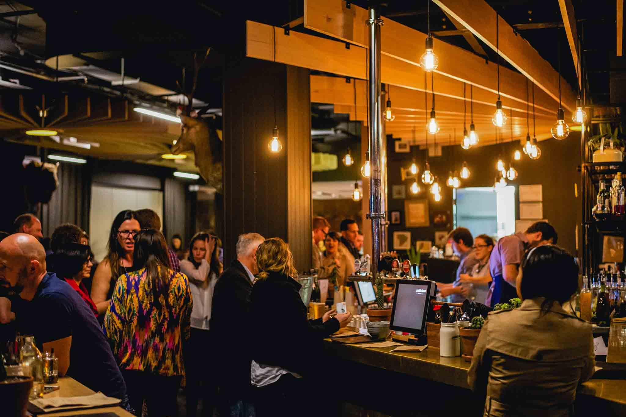 Public House Kitchen Amp Bar Group Dining Hidden City