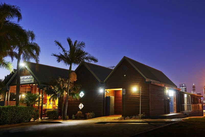 The Boatshed Restaurant – Fine Dining