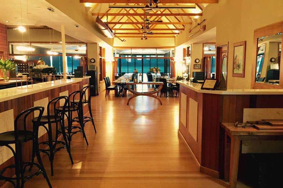 The Boatshed Restaurant <br/>Top Fine Dining