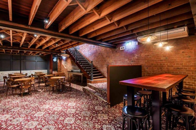 The Dominion League – Function Rooms