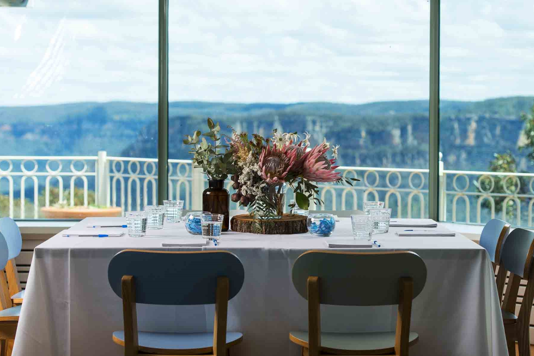 The Lookout, Echo Point –  Function Rooms