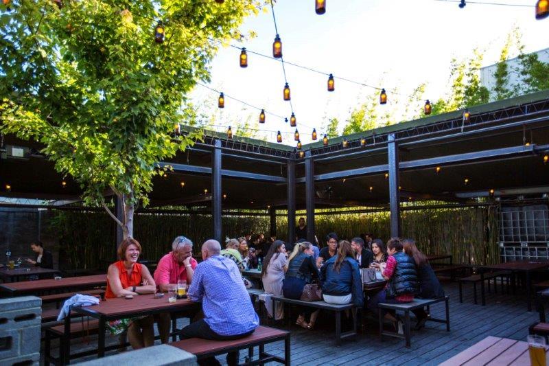 The National Hotel Best Beer Gardens Hidden City Secrets