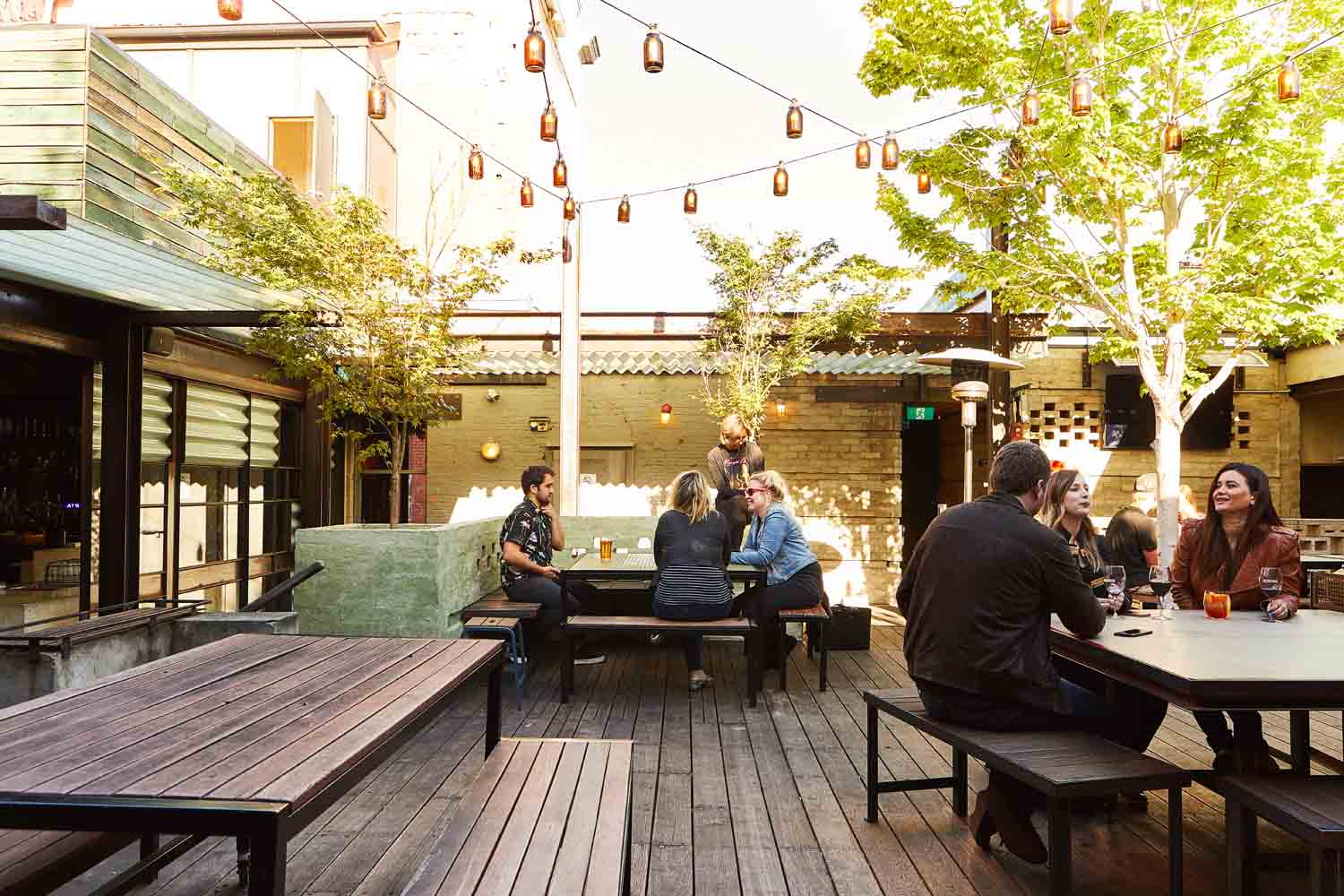 The National Hotel – Best Beer Gardens