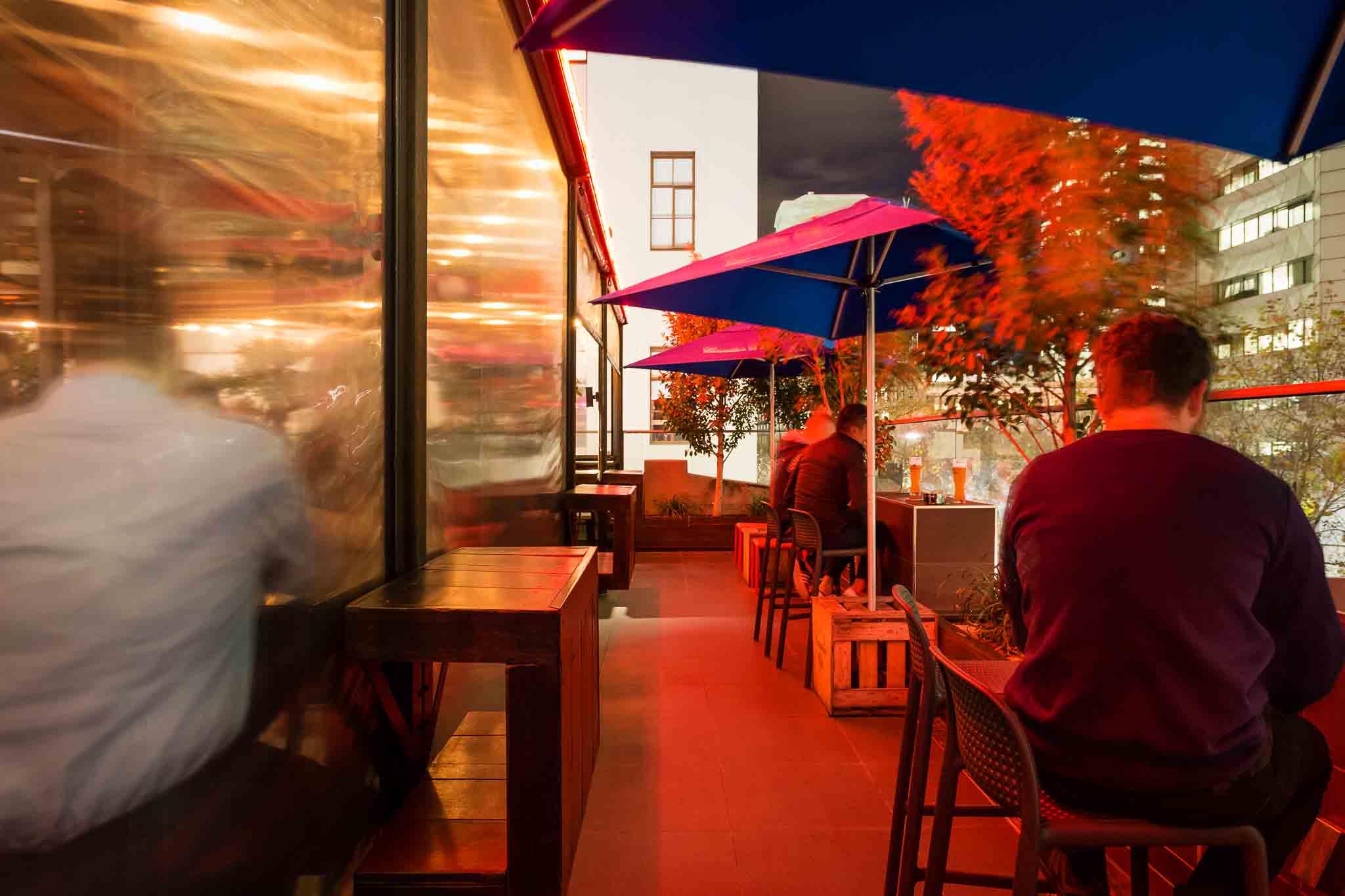 AER Bar <br/> Best Rooftop Restaurants