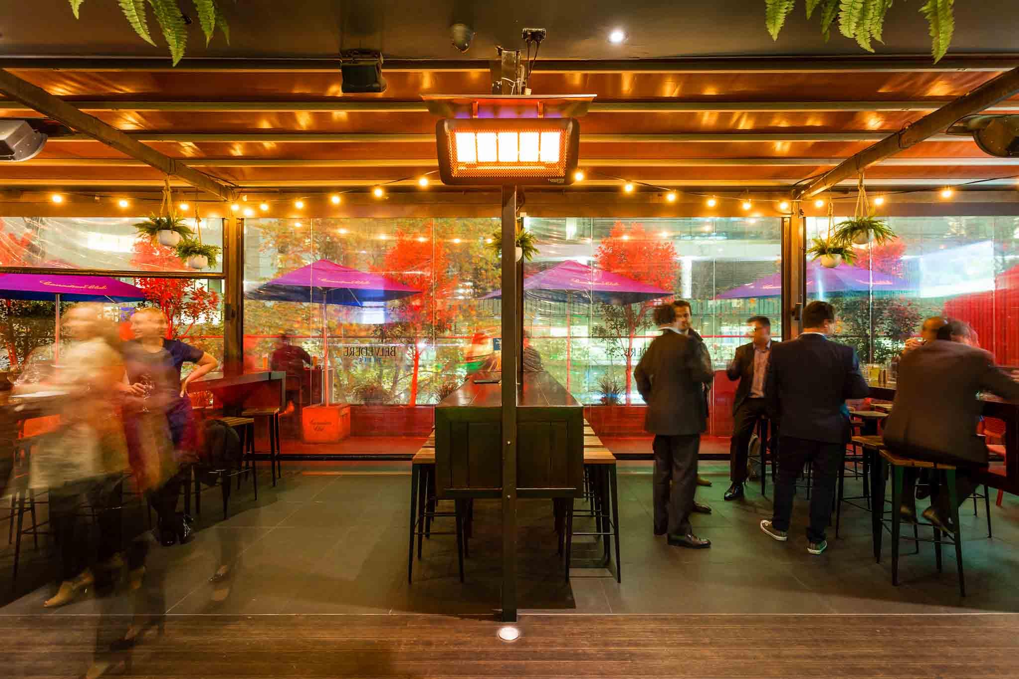AER Bar – CBD Rooftop Bars