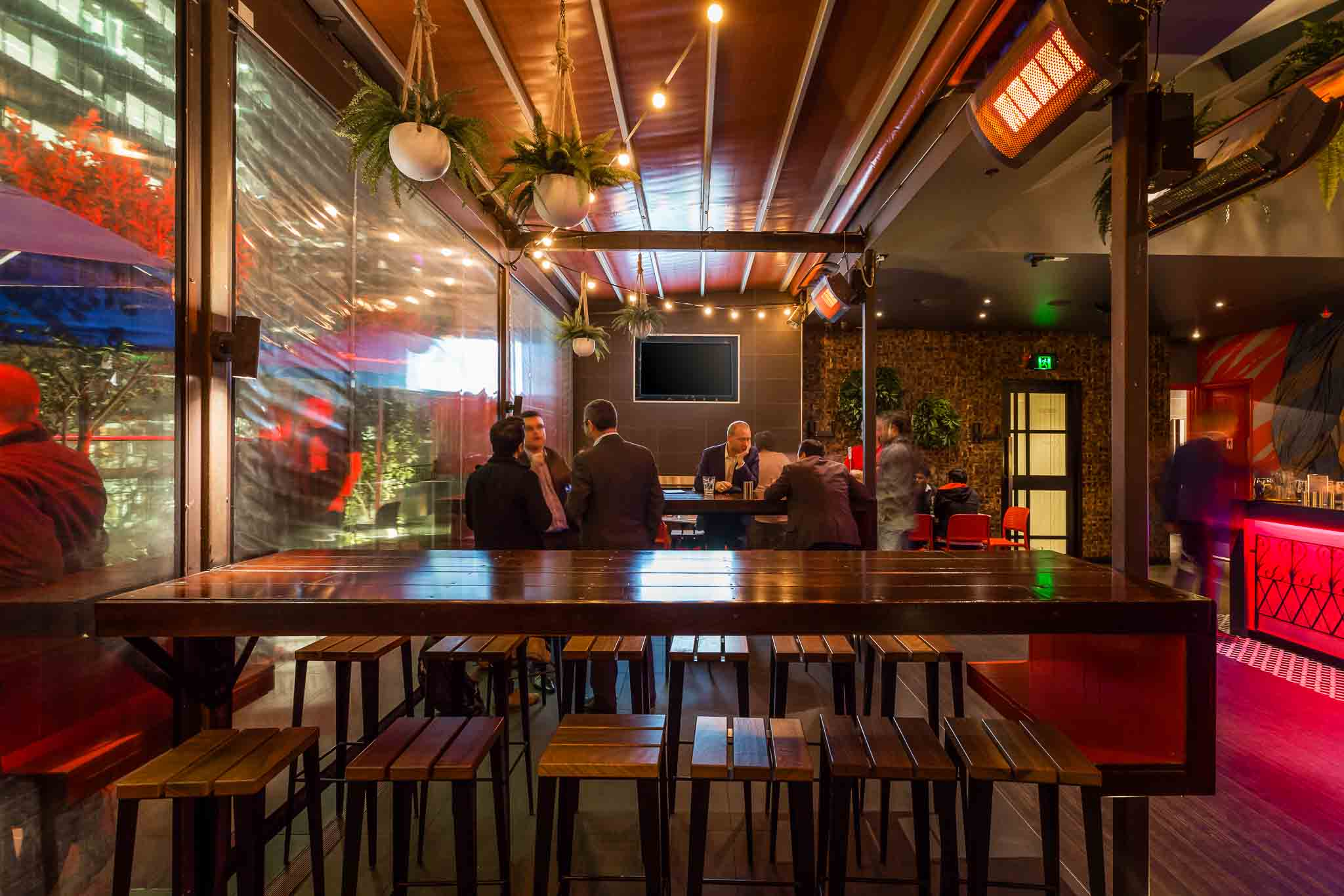 AER Bar <br/> CBD Rooftop Bars