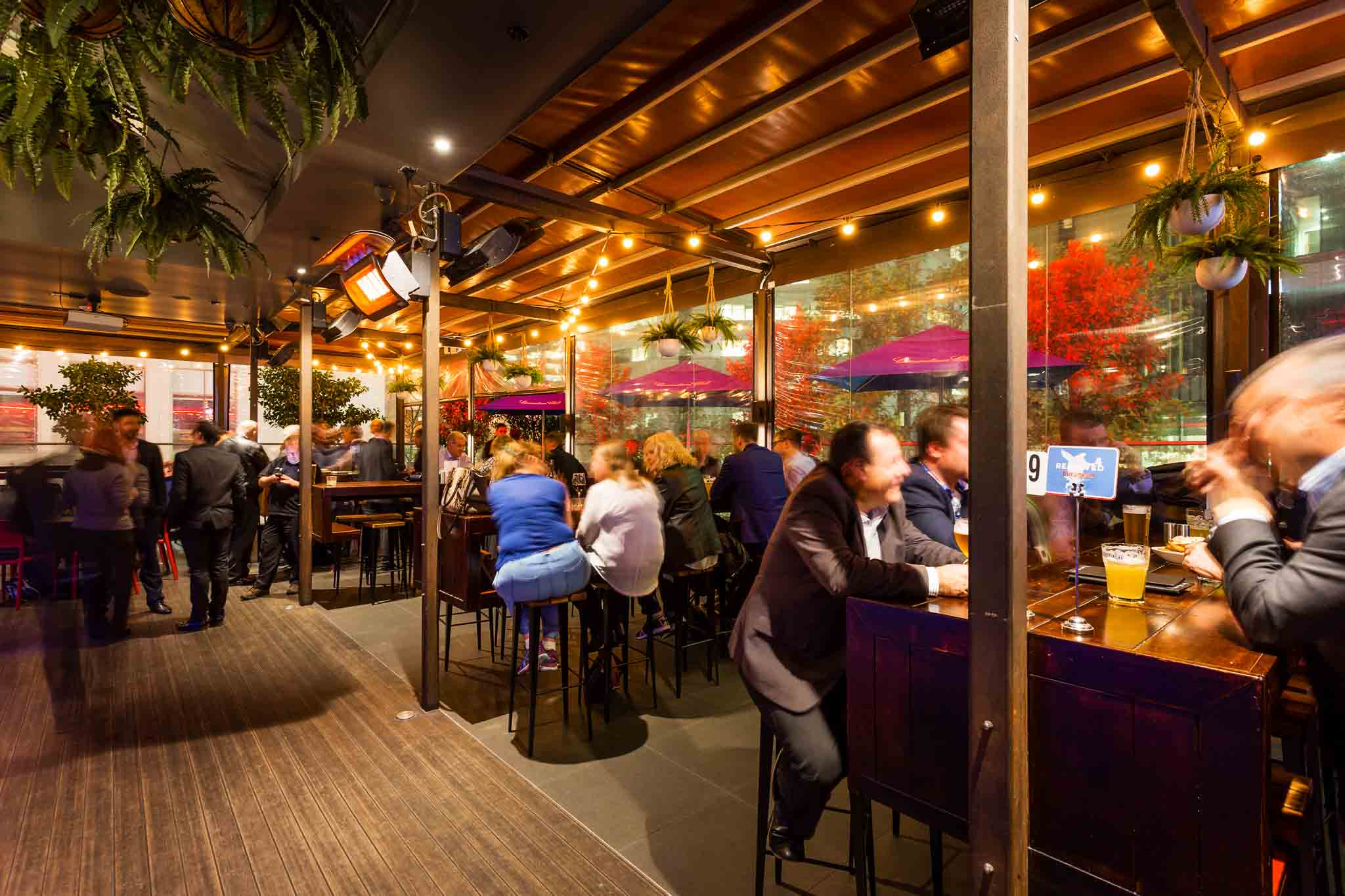 AER Bar – Rooftop Venue Hire CBD
