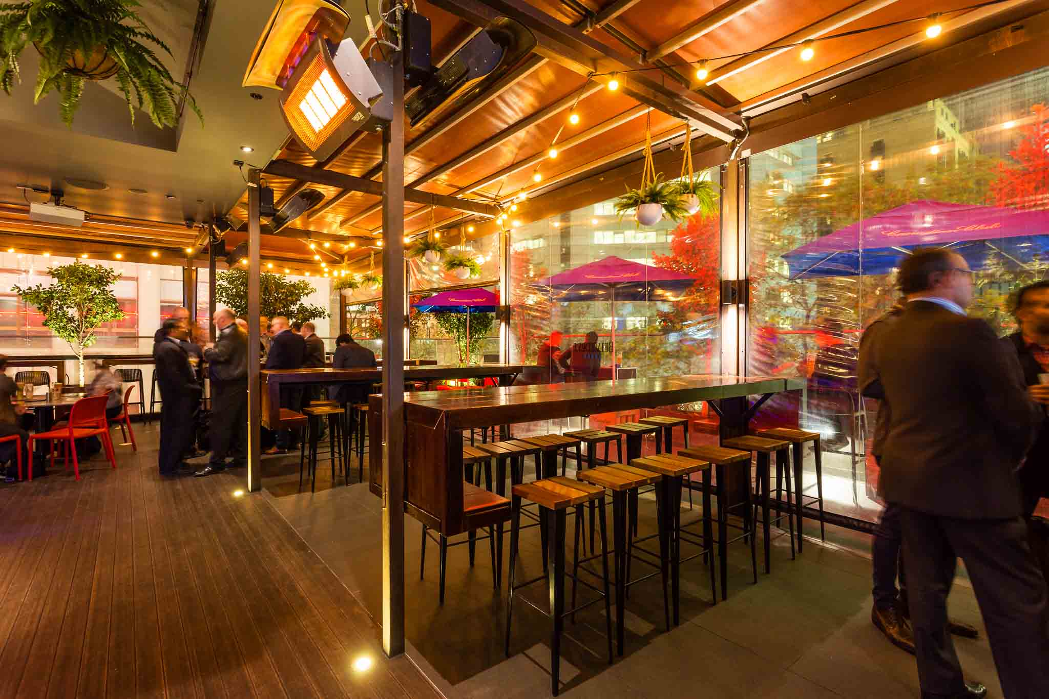 AER Bar – CBD Function Venues