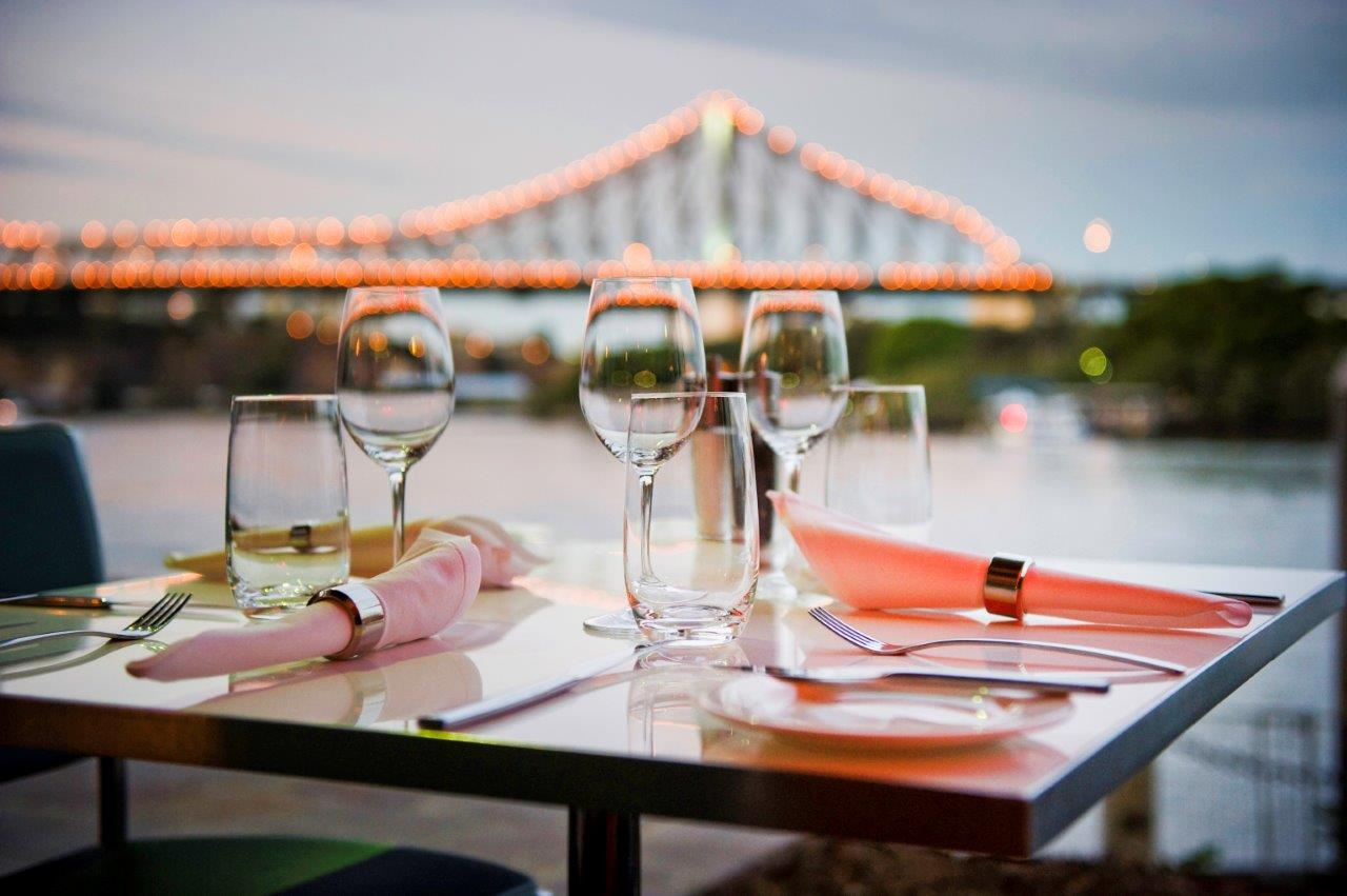 Alchemy Bar & Restaurant - Waterfront Restaurants Brisbane
