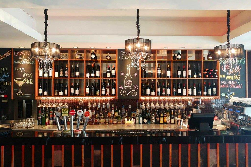 Amphoras Bar – Private Function Rooms