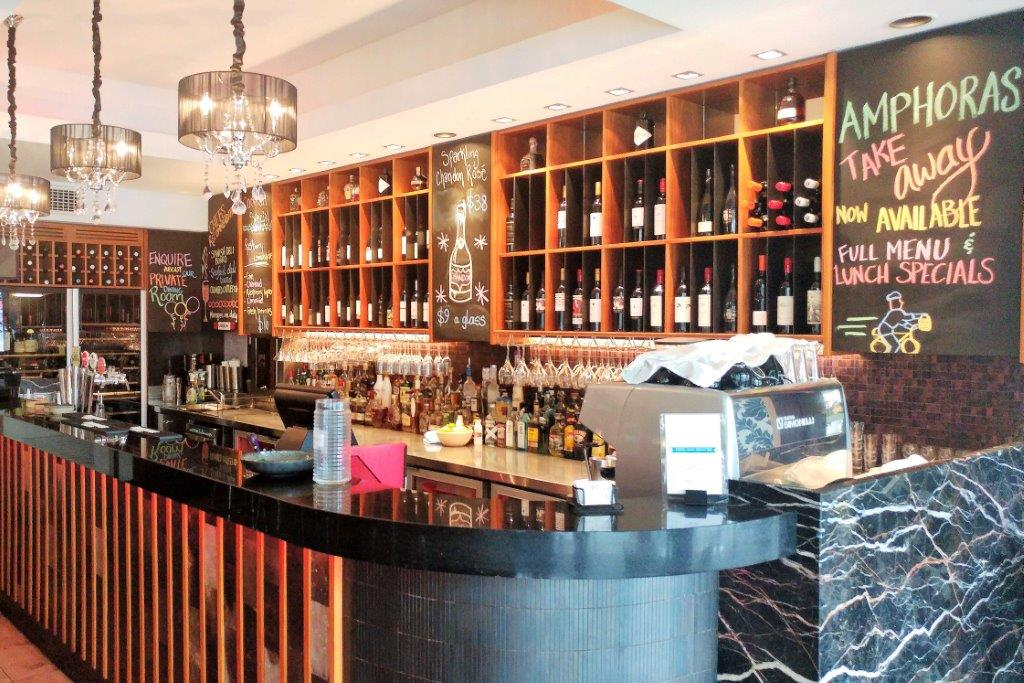 Amphoras Bar – Good Wine Bars