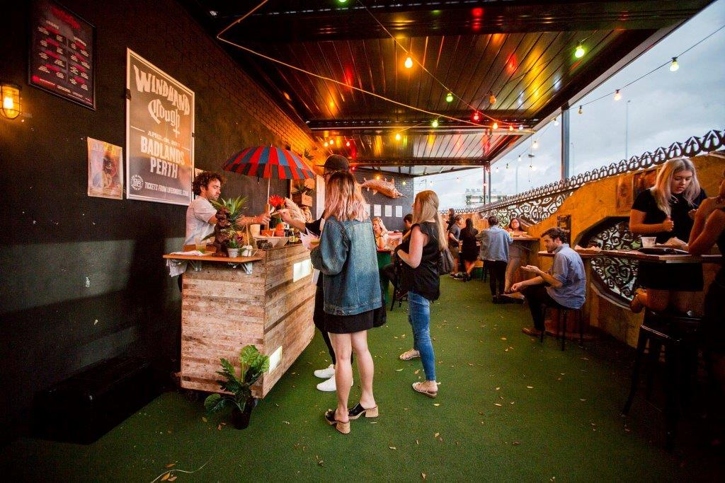 Badlands Bar – Best Beer Gardens