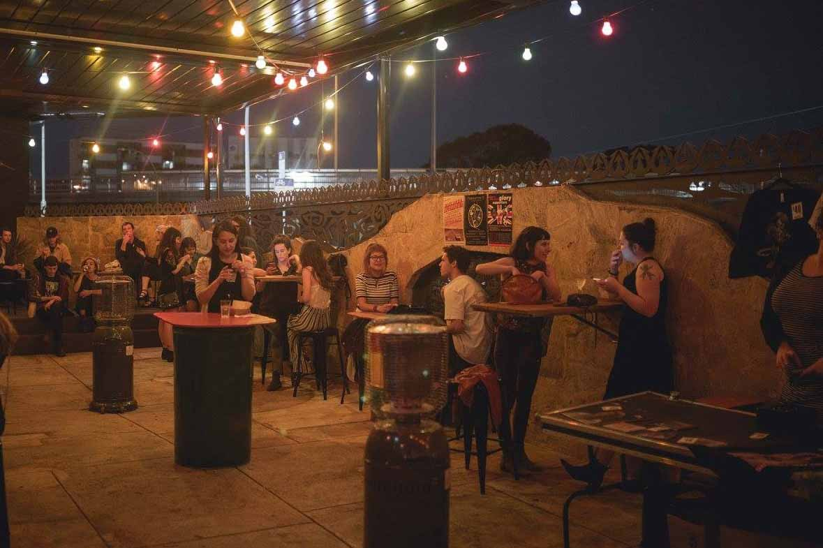 Badlands Bar <br/> Best Beer Gardens