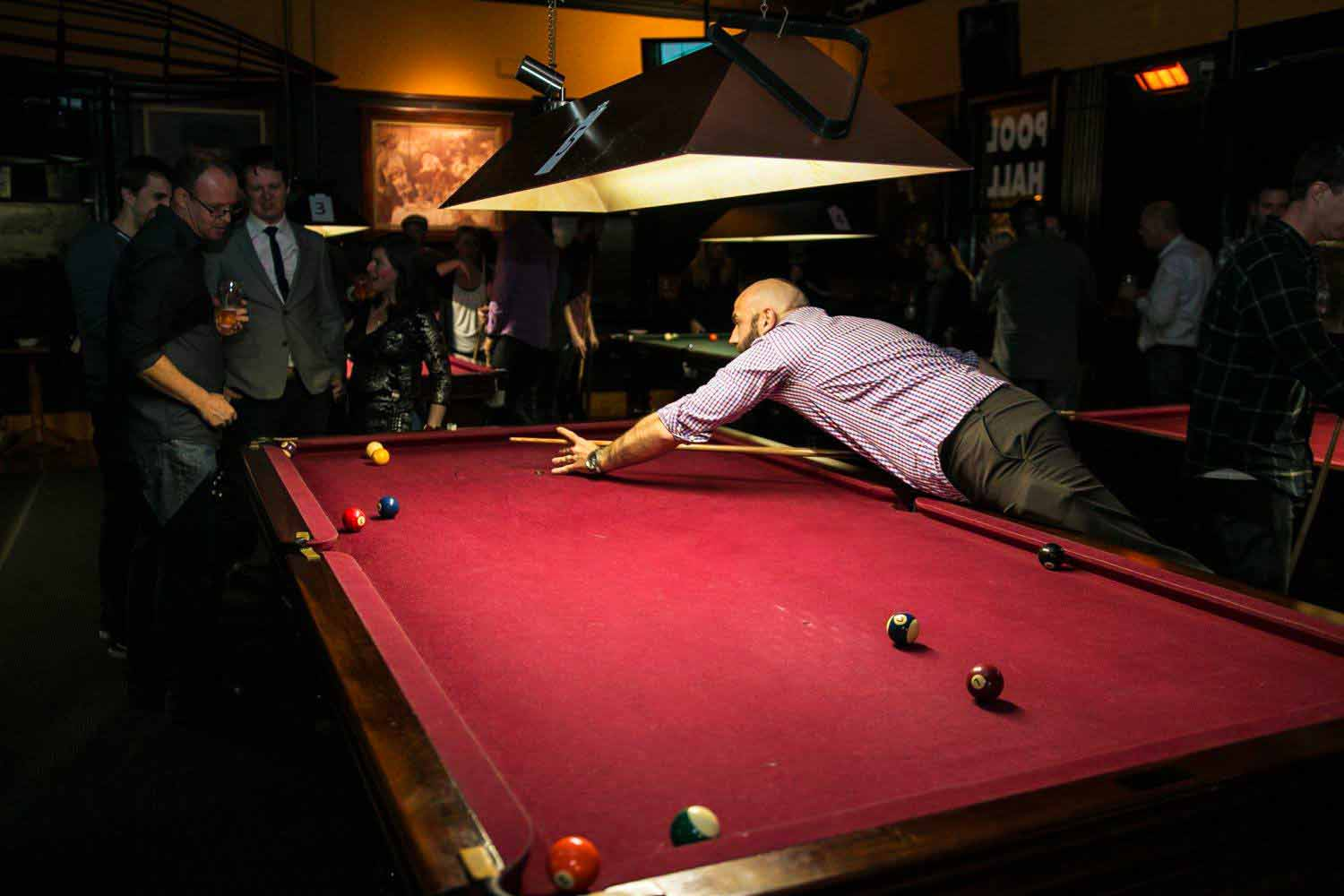 Ballroom Bar & Pool Hall <br/>Best Sports Bars