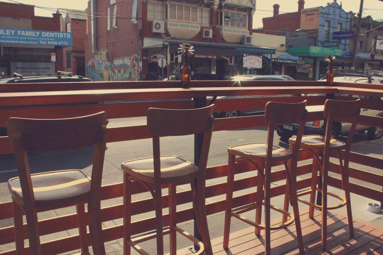 Concrete Boots Bar – Function Venue Hire