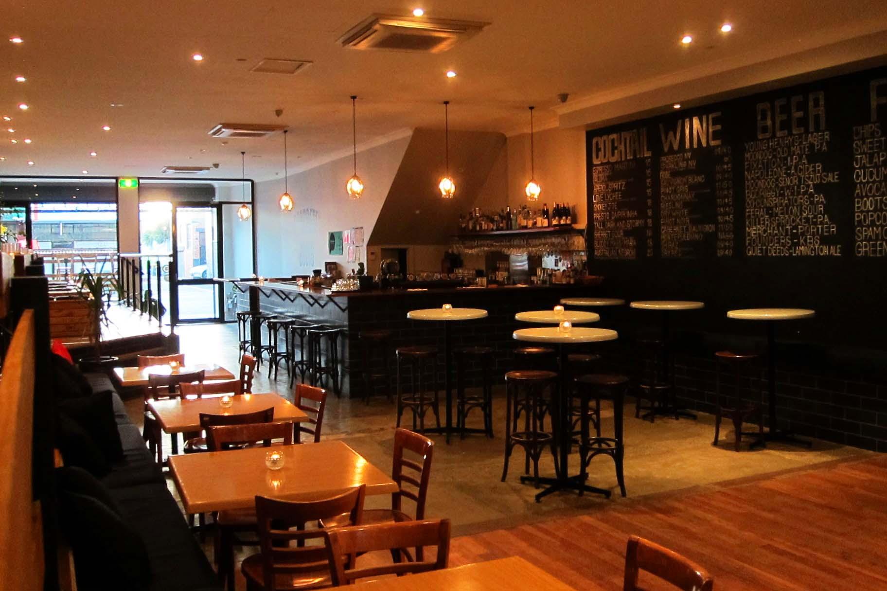 Concrete Boots Bar – Best New Bars