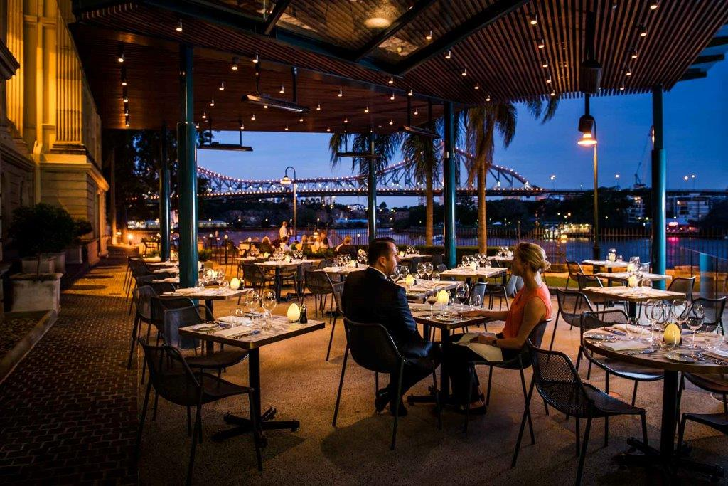 Best Restaurants Brisbane River