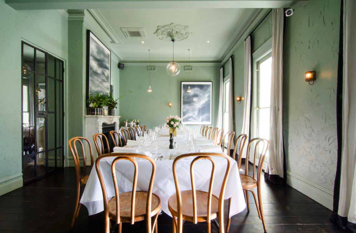 Private Dining Venues Melbourne | HCS