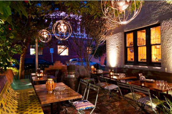 Habitue <br/> Best Courtyard Restaurants