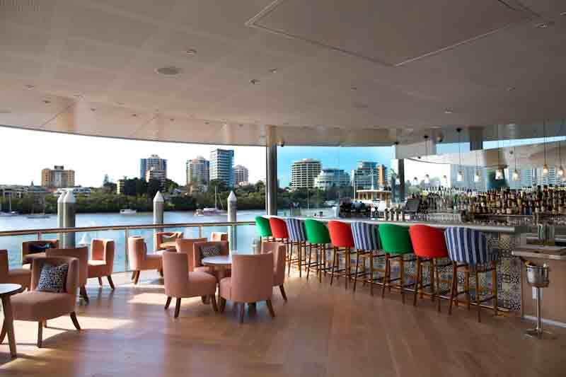 Mr&Mrs G Riverbar – Waterfront Bars