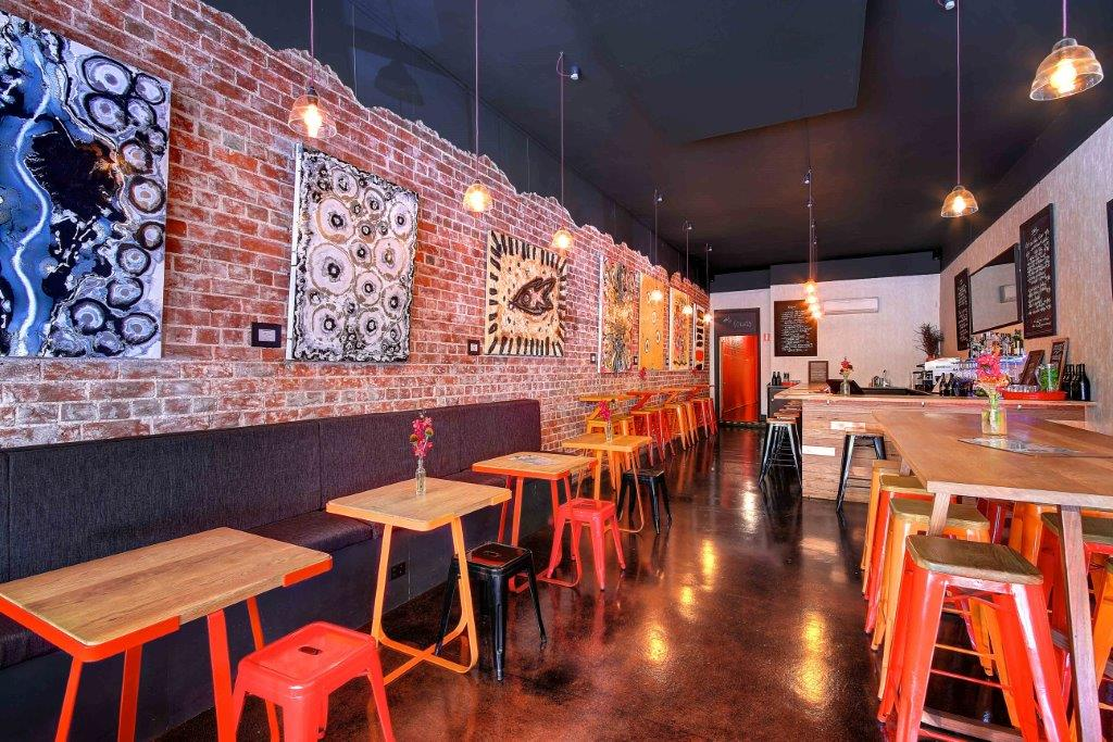 nook nosh – Small Function Venues