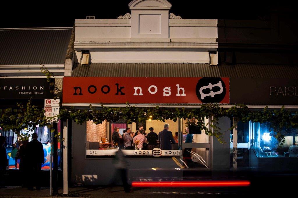 nook nosh – Small Function Venues