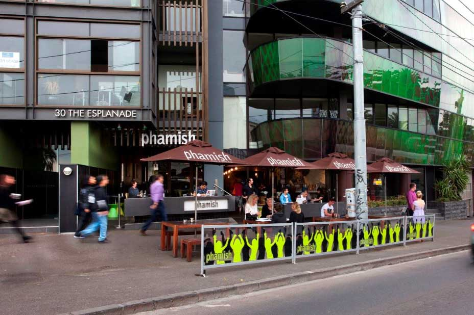 Phamish Food & Wine Bar – Function Rooms