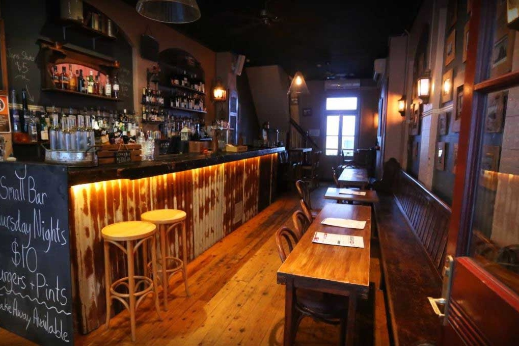 Small Bar Sydney – Small Function Venues