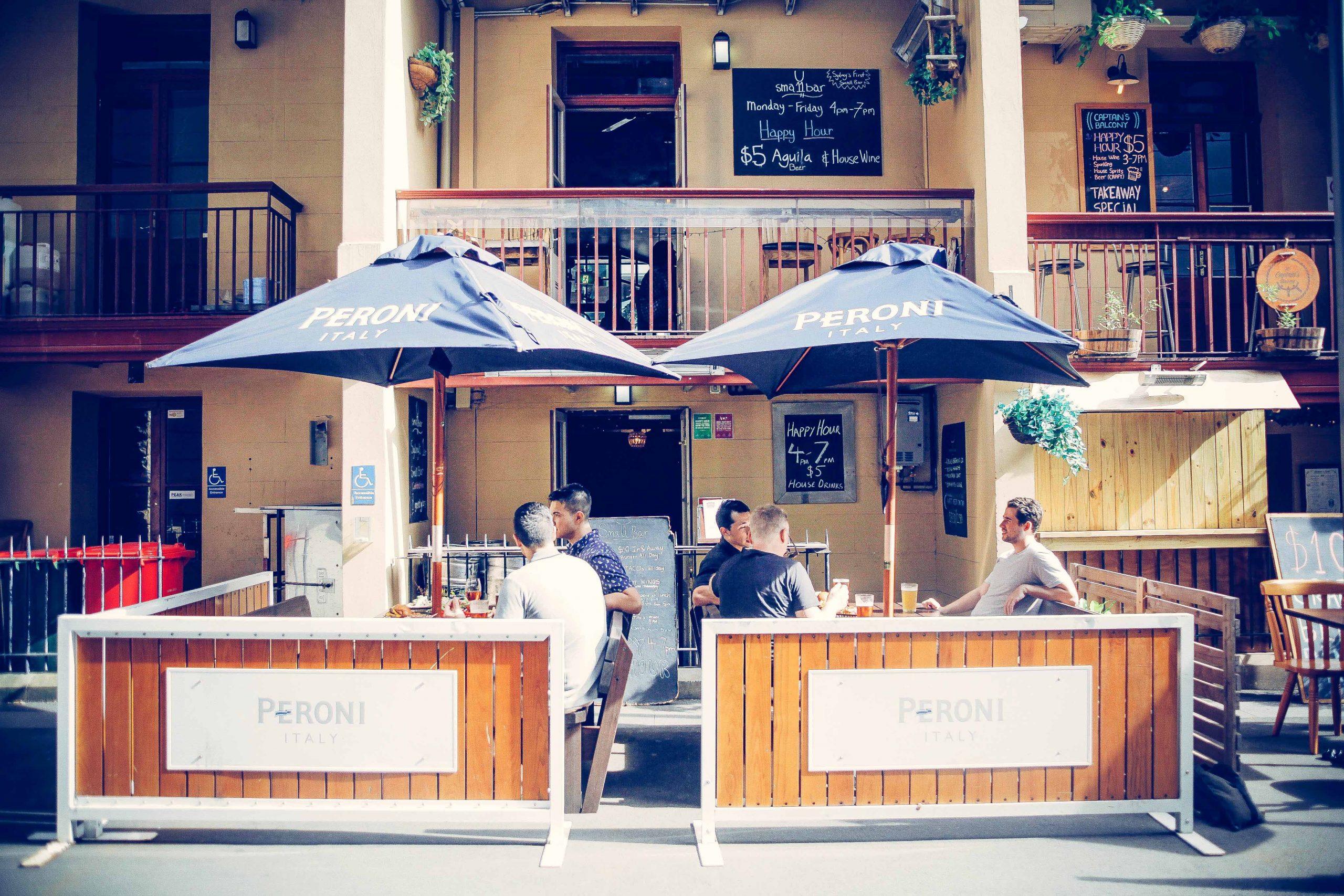 Small Bar Sydney <br/> Best Cocktail Bars