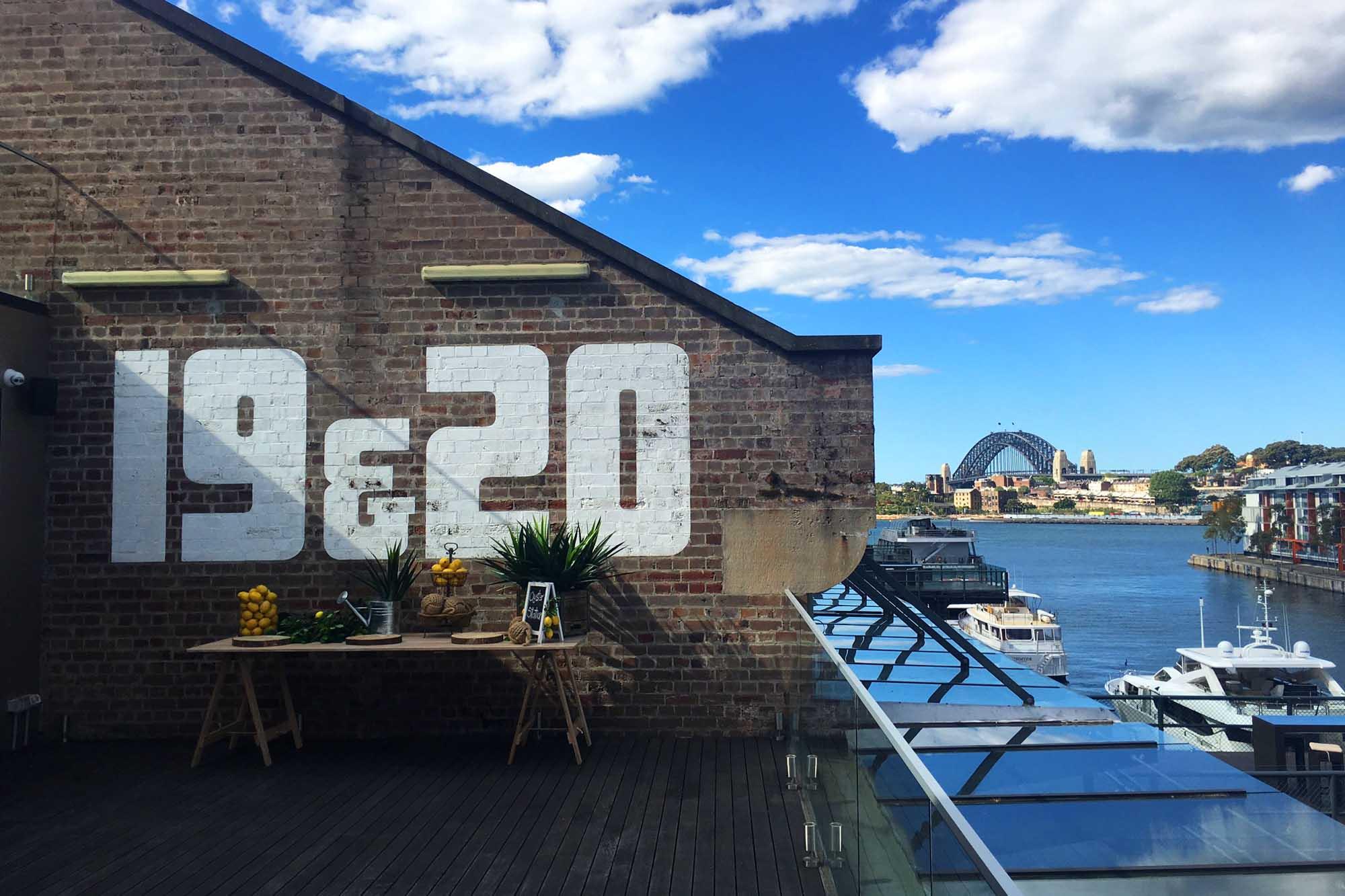 SoHo, Doltone House – Amazing Function Rooms