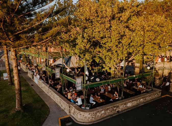 The Left Bank <br/> Best Beer Gardens