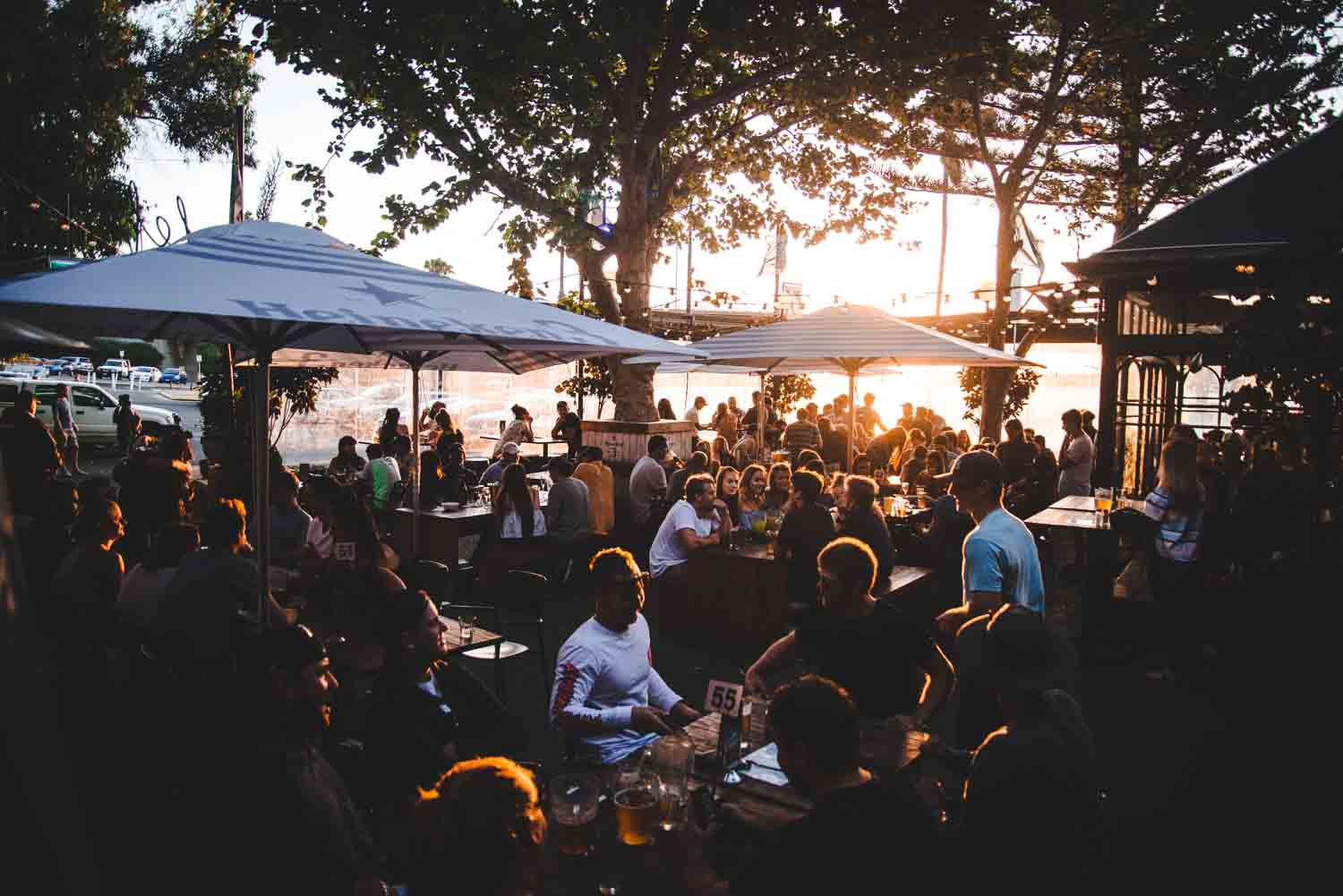 The Left Bank – Best Beer Gardens